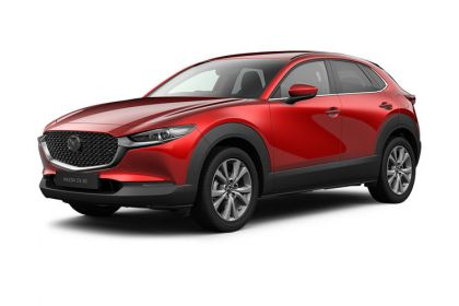 Lease Mazda CX-30 car leasing