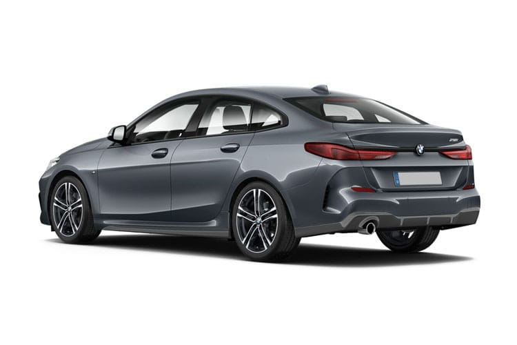 BMW 2 Series 220 Gran Coupe 2.0 i 178PS M Sport 4Dr DCT [Start Stop] back view