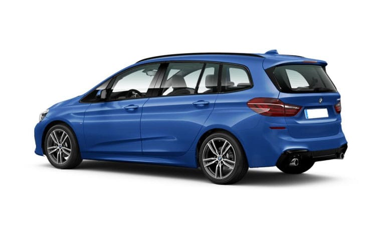 BMW 2 Series Tourer 218 Active Tourer 1.5 i 136PS Sport 5Dr DCT [Start Stop] back view