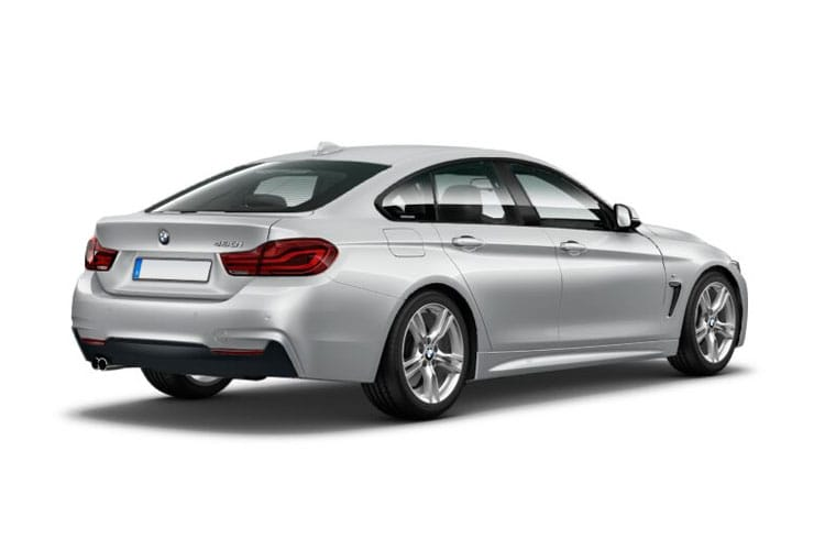 BMW 4 Series 420 xDrive Gran Coupe 2.0 i 184PS Sport 5Dr Auto [Start Stop] back view