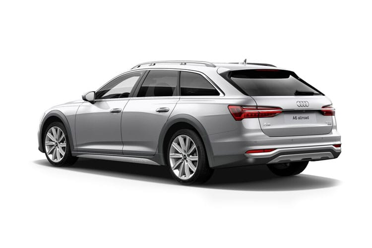 Audi A6 50 allroad quattro 5Dr 3.0 TDI V6 286PS Vorsprung 5Dr Tiptronic [Start Stop] back view