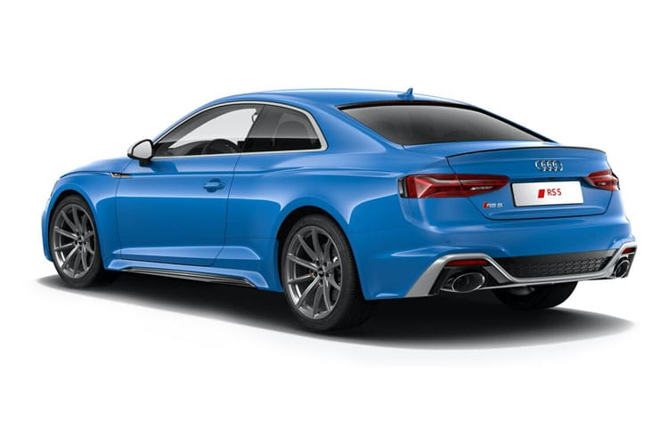 Audi A5 45 Coupe quattro 2Dr 2.0 TFSI 245PS Vorsprung 2Dr S Tronic [Start Stop] back view