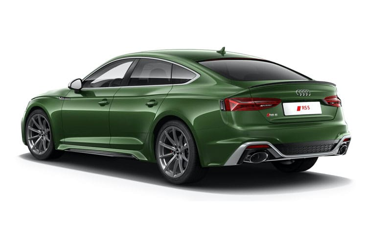 Audi A5 45 Sportback quattro 5Dr 2.0 TFSI 265PS S line 5Dr S Tronic [Start Stop] back view