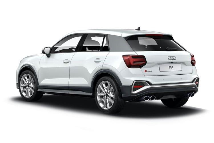 Audi Q2 35 SUV quattro 5Dr 2.0 TDI 150PS Sport 5Dr S Tronic [Start Stop] [Technology] back view