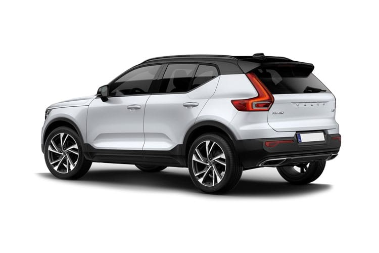 Volvo XC40 SUV 1.5 T3 163PS Inscription Pro 5Dr Manual [Start Stop] back view