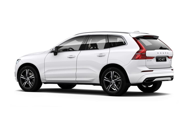 Volvo XC60 SUV AWD PiH 2.0 h T8 11.6kWh 390PS Inscription Pro 5Dr Auto [Start Stop] back view