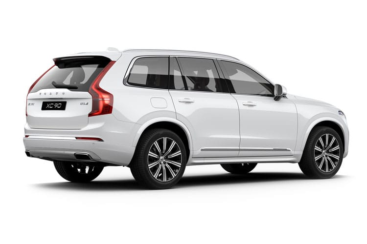 Volvo XC90 SUV 2.0 B6 MHEV 300PS Inscription Pro 5Dr Auto [Start Stop] back view