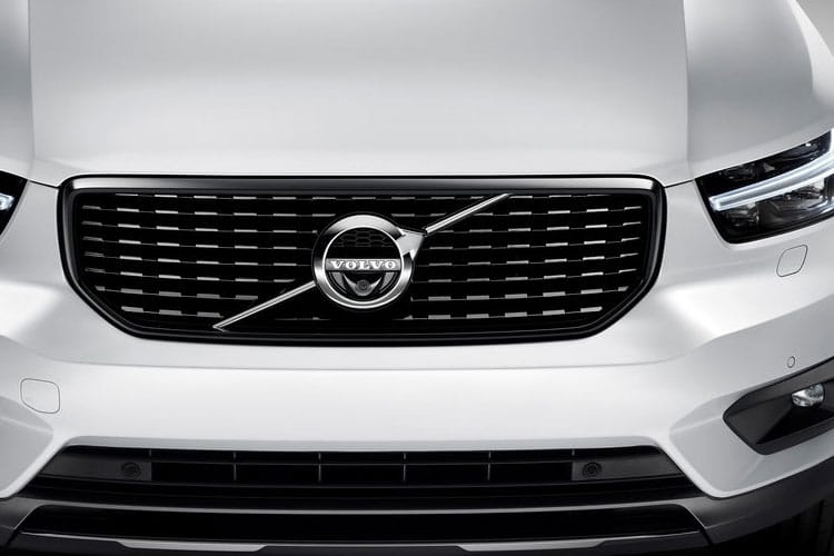 Volvo XC40 SUV 2.0 B4 MHEV 197PS R DESIGN Pro 5Dr Auto [Start Stop] detail view