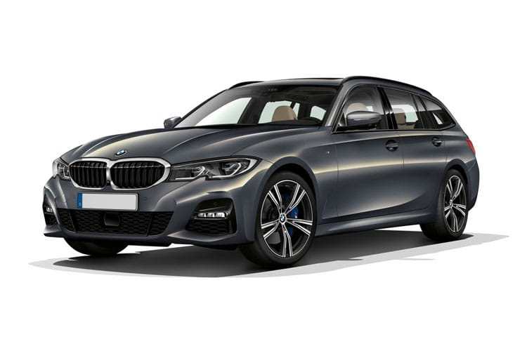 BMW 3 Series 320 Touring 2.0 i 184PS M Sport 5Dr Auto [Start Stop] [Tech Pro] front view