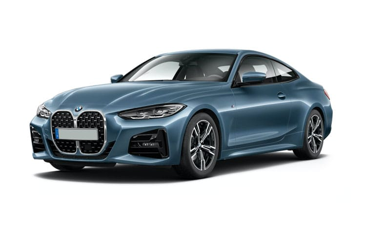 BMW 4 Series 420 Coupe 2.0 d MHT 190PS M Sport Pro Edition 2Dr Auto [Start Stop] front view