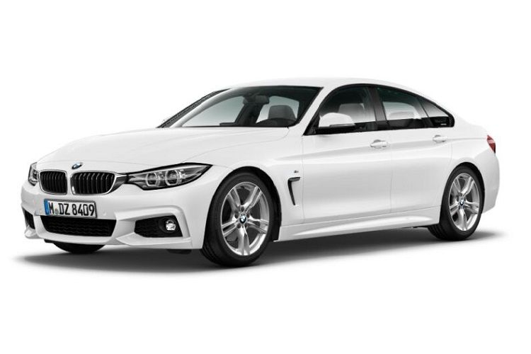BMW 4 Series 420 xDrive Gran Coupe 2.0 i 184PS Sport 5Dr Auto [Start Stop] front view