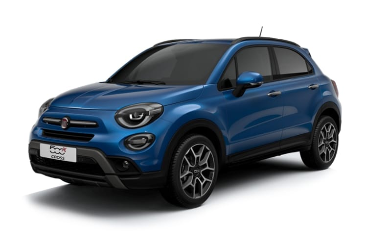 Fiat 500X SUV 1.0 FireFly Turbo 120PS City Cross 5Dr Manual [Start Stop] [Nav] front view