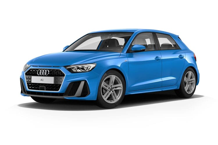 Audi A1 25 Sportback 5Dr 1.0 TFSI 95PS Sport 5Dr Manual [Start Stop] [Technology] front view
