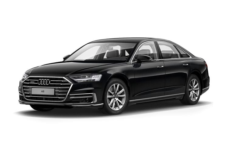 Audi A8 55 Saloon quattro LWB 4Dr 3.0 TFSI V6 340PS Sport 4Dr Tiptronic [Start Stop] [Comfort Sound] front view