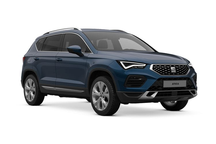 SEAT Ateca SUV 1.0 TSI 110PS SE Technology 5Dr Manual [Start Stop] front view