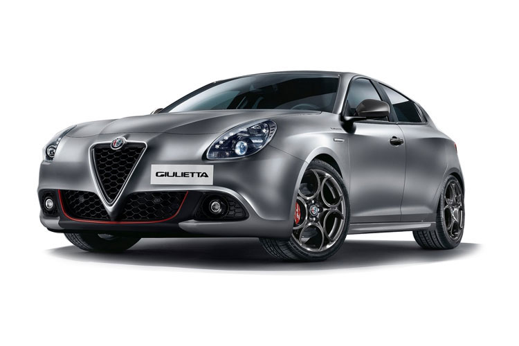 Alfa Romeo Giulietta Hatch 5Dr 1.6 JTDM-2 120PS Sprint 5Dr TCT [Start Stop] front view