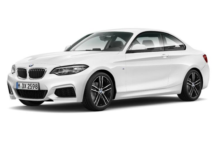 BMW 2 Series 218 Coupe 2.0 i 136PS SE 2Dr Auto [Start Stop] front view