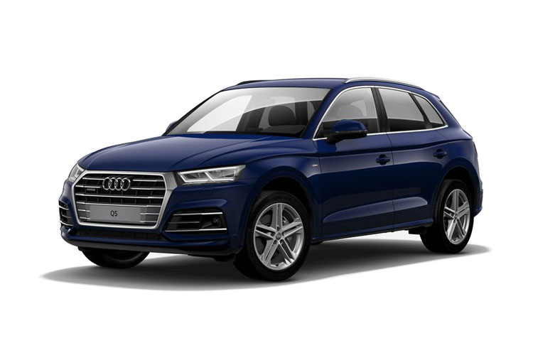 Audi Q5 45 SUV quattro 5Dr 2.0 TFSI 265PS Vorsprung 5Dr S Tronic [Start Stop] front view
