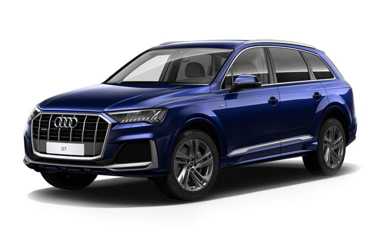 Audi Q7 45 SUV quattro 5Dr 3.0 TDI V6 231PS Sport 5Dr Tiptronic [Start Stop] front view