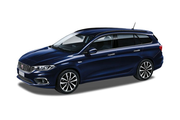 Fiat Tipo Station Wagon 1.0  100PS  5Dr Manual [Start Stop] front view