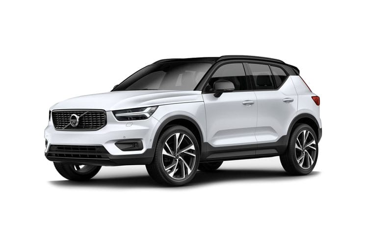 Volvo XC40 SUV 1.5 T3 163PS Inscription Pro 5Dr Manual [Start Stop] front view