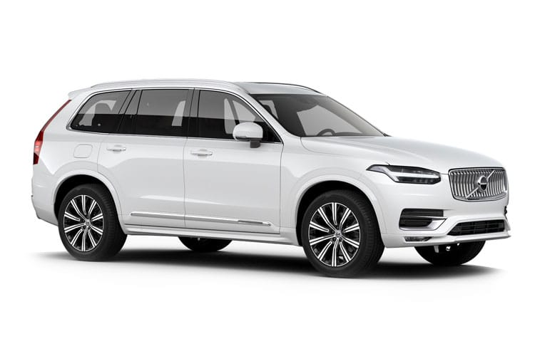 Volvo XC90 SUV 2.0 B6 MHEV 300PS Inscription Pro 5Dr Auto [Start Stop] front view