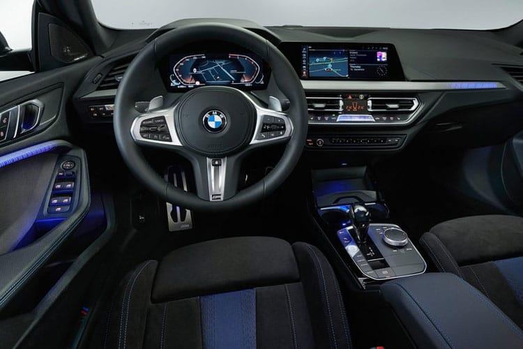 BMW 2 Series 220 Gran Coupe 2.0 i 178PS M Sport 4Dr DCT [Start Stop] inside view