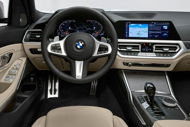 BMW 3 Series 330 xDrive Touring 2.0 e PHEV 12kWh 292PS M Sport 5Dr Auto [Start Stop] [Tech] inside view