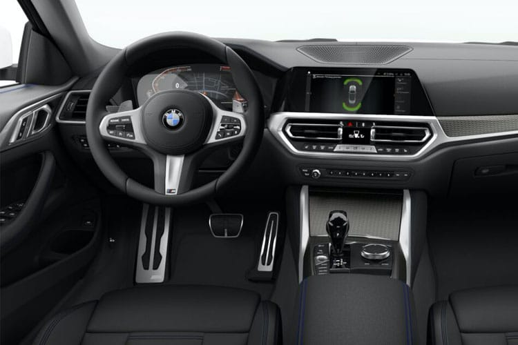 BMW 4 Series 430 Convertible 2.0 i 258PS M Sport 2Dr Auto [Start Stop] [Tech Pro] inside view