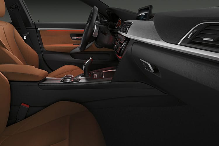 BMW 4 Series 420 xDrive Gran Coupe 2.0 i 184PS Sport 5Dr Auto [Start Stop] inside view