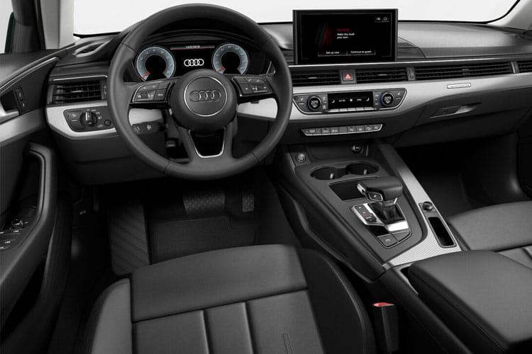 Audi A4 35 Avant 5Dr 2.0 TFSI 150PS Sport Edition 5Dr S Tronic [Start Stop] inside view