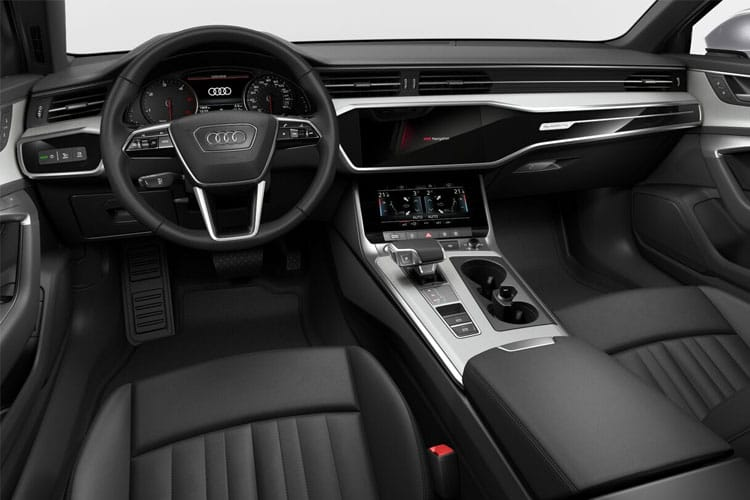 Audi A6 50 allroad quattro 5Dr 3.0 TDI V6 286PS Vorsprung 5Dr Tiptronic [Start Stop] inside view
