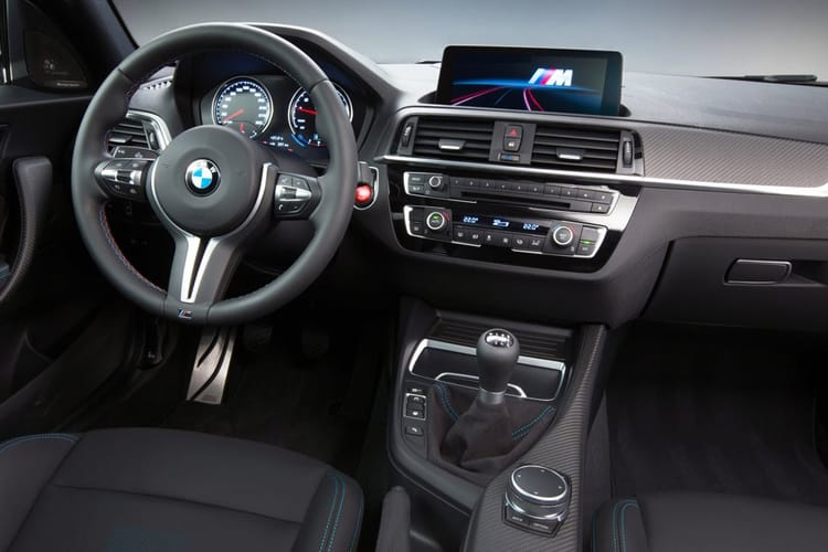 BMW 2 Series 218 Coupe 2.0 i 136PS SE 2Dr Auto [Start Stop] inside view