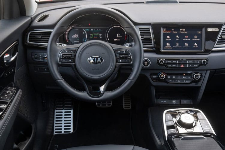 Kia Niro SUV 5Dr 1.6 h GDi 139PS 2 5Dr DCT [Start Stop] inside view