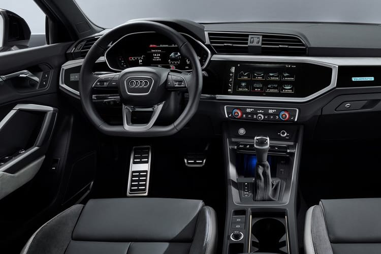 Audi Q3 35 SUV quattro 5Dr 2.0 TDI 150PS Edition 1 5Dr S Tronic [Start Stop] [Comfort Sound] inside view