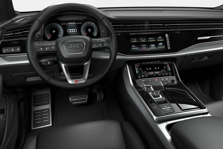 Audi Q7 45 SUV quattro 5Dr 3.0 TDI V6 231PS Sport 5Dr Tiptronic [Start Stop] inside view