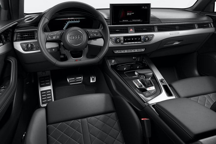 Audi A4 35 Saloon 4Dr 2.0 TFSI 150PS Sport Edition 4Dr Manual [Start Stop] [Comfort Sound] inside view