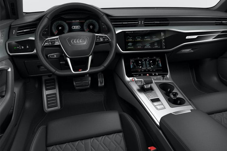 Audi A6 40 Saloon 2.0 TDI 204PS S line 4Dr S Tronic [Start Stop] [Technology] inside view