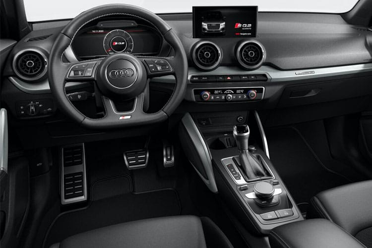 Audi Q2 35 SUV quattro 5Dr 2.0 TDI 150PS Sport 5Dr S Tronic [Start Stop] [Technology] inside view