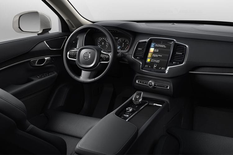 Volvo XC90 SUV 2.0 B6 MHEV 300PS R DESIGN 5Dr Auto [Start Stop] inside view